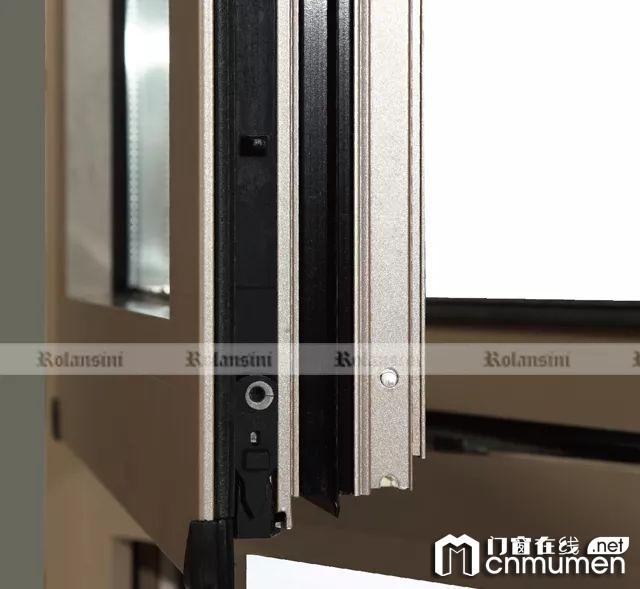 断桥铝门窗优点
