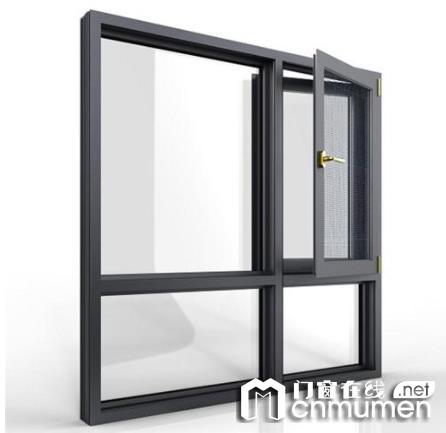 铝合金窗安装