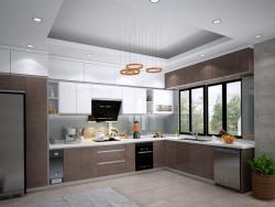 瑞明门窗厨房系列产品