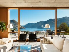 瑞明门窗系统最新铝门窗装修效果图