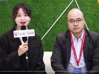 上海建博会专访:轩尼斯门窗品牌总监王刚