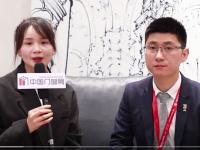 上海建博会:专访罗兰西尼门窗营销总监熊茶垅先生