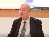 上海建博会:专访帝奥斯营销副总经理梁焕新先生