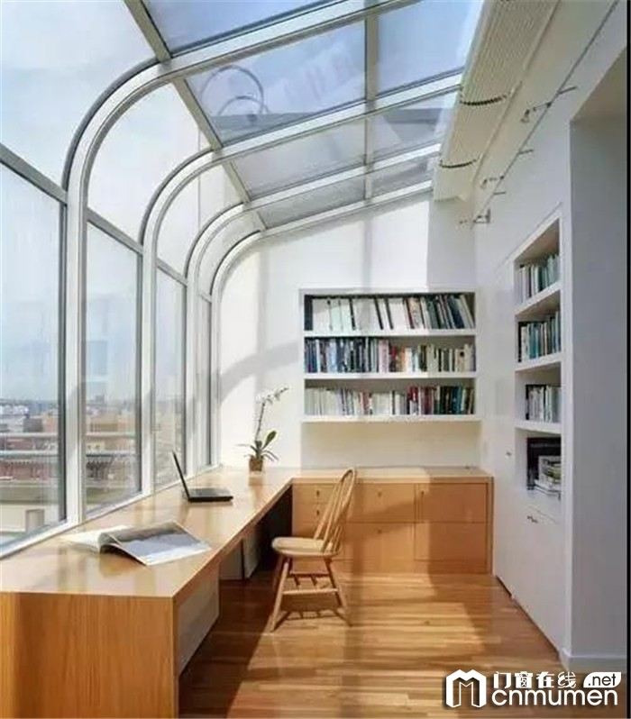 罗兰西尼让阳光房的空间,充满诗意!
