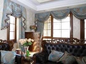 宏明泰铝包木门窗欧式风格装修图片
