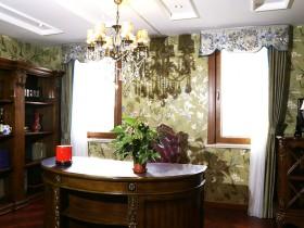 宏明泰铝包木门窗美式风装修图片