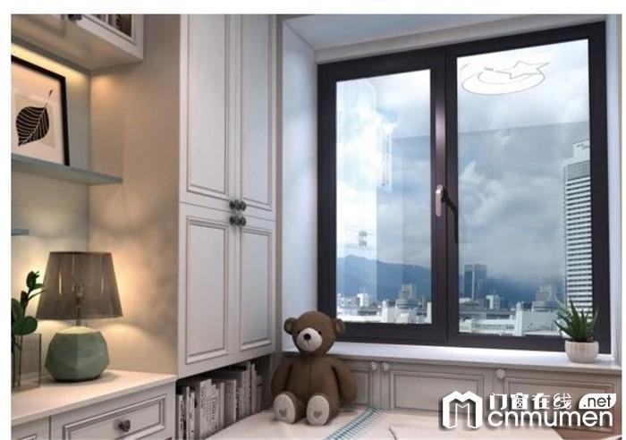 98%新房装修选取断桥铝门窗好正在哪里?_小三轨