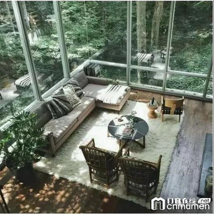 富轩门窗独特的阳光房,藏着你不知道的装修小秘决!