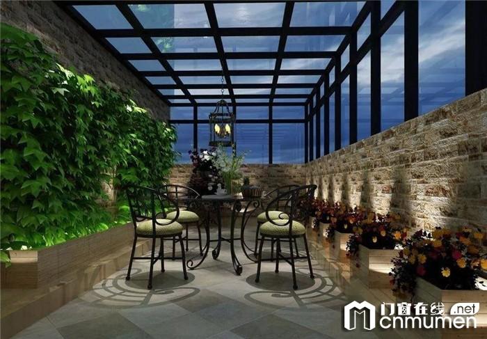 帝奥斯的阳光房这么亲近自然,你一定会喜欢!