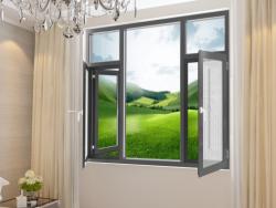 今天门窗大师·雅致系列(铝木外折叠门)