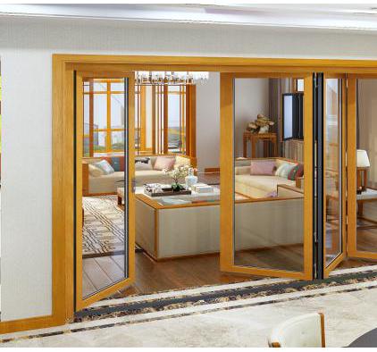 今天铝合金门窗门系列产品赏析