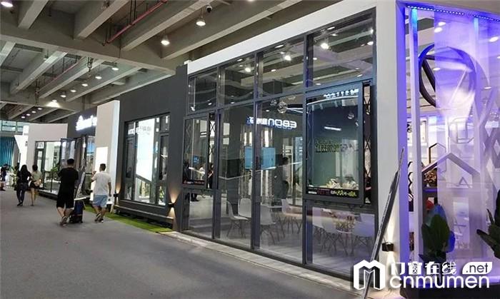 简纳斯门窗走红广州建博会,凭的就是实力!