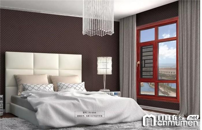 富轩门窗的色彩搭配,让家彰显不一样的魅力!