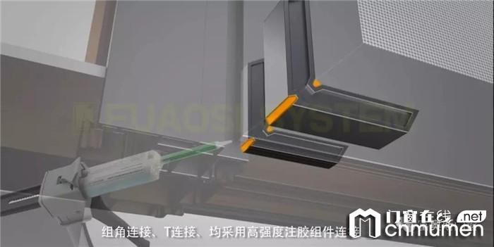 富奥斯门奥艺系列高性能系统窗震撼来袭!融合中德日门窗系统的技术精华
