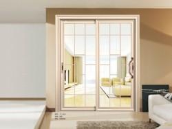 简纳斯整体门窗凹锋系列产品