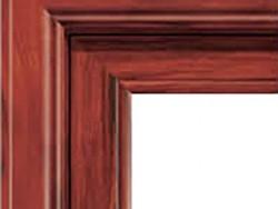 娅菲门窗钛镁铝合金门窗尊贵红酸枝