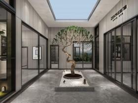 正金门窗客厅最新铝合金装修效果图