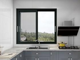 雅之轩门窗推拉窗产品装修效果图