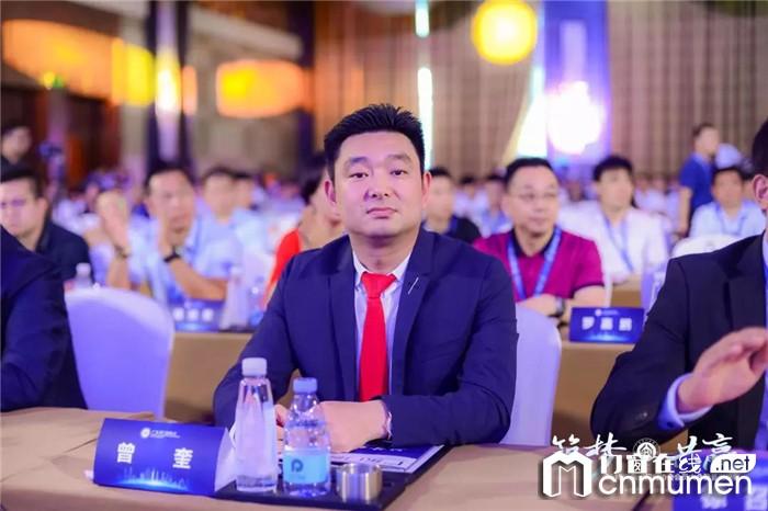广东省门窗协会年度大会,亿合门窗董事长发表促进行业健康发展感言!