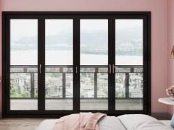 金鹏阳光定制门窗-68系列折叠门