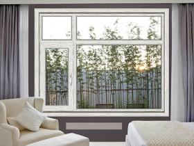 德技名匠系统门窗平开窗产品装修效果图