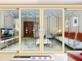 汉唐门窗重型推拉门产品效果图