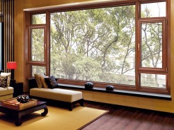 洛卡博门窗 铝木系列