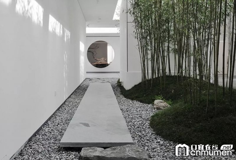新中式风格门