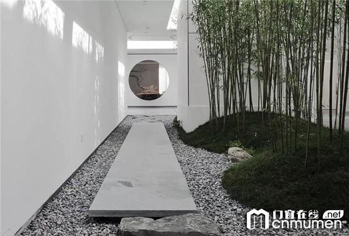 怡发门窗新中式风格,打造东方上品生活