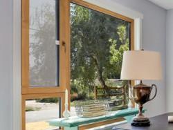森鹰内开被动式铝包木门窗