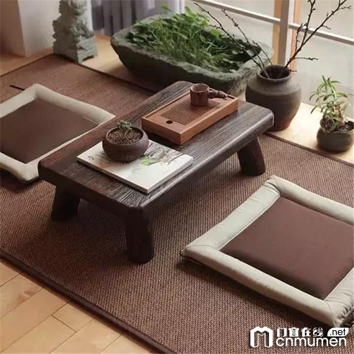 如何在家打造素雅的新中式茶室?怡发门窗来告诉你