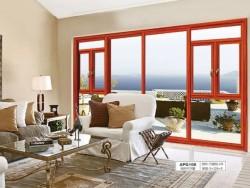 澳威门窗108隔热平开窗产品