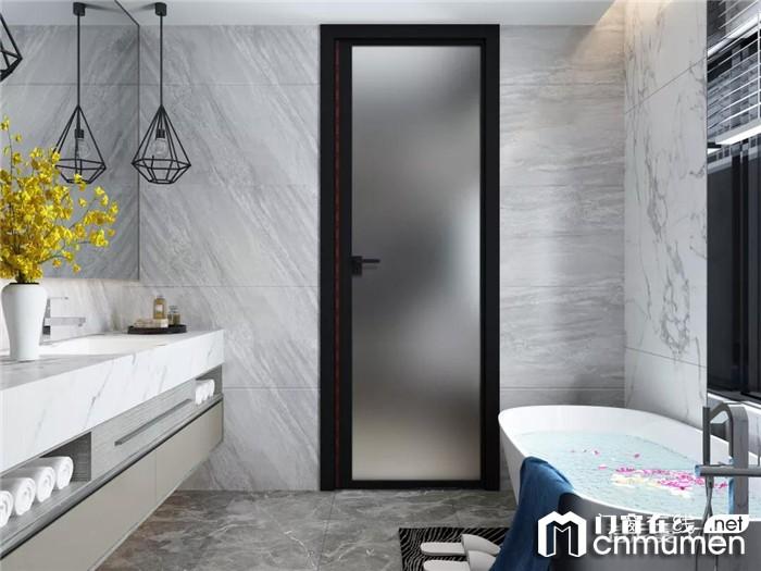 卫浴门应该怎么选?诗尼曼门窗来教你