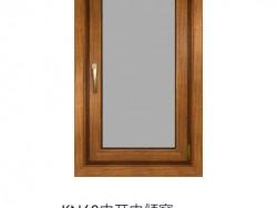 良木道门窗KN60内开内倾窗