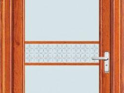 裕景门窗单包边平开门