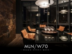 美萨木铝门窗-MLN/W70铝合金内/外平开门/窗系列