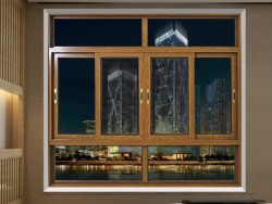 冠豪门窗-133系列断桥推拉窗