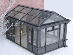 朗盛门窗阳光房系列装修效果图