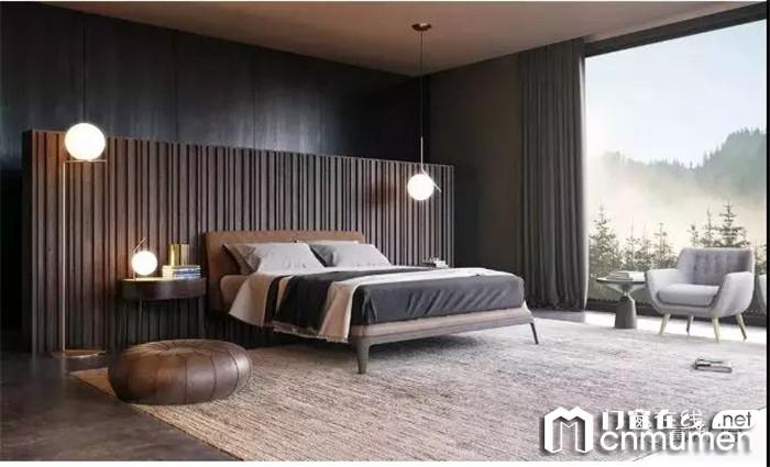 """富奥斯打造私密的""""全景式""""卧室,开启美好的每一天"""