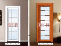 加维斯门窗-86平弧平开门