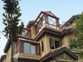 安普门窗阳光房系列装修效果图