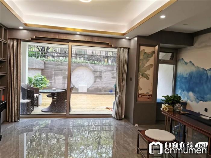 汉森门窗新中式门窗,为您的优质生活持续升温!