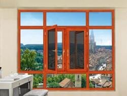 德维西尼门窗108断桥窗纱一体