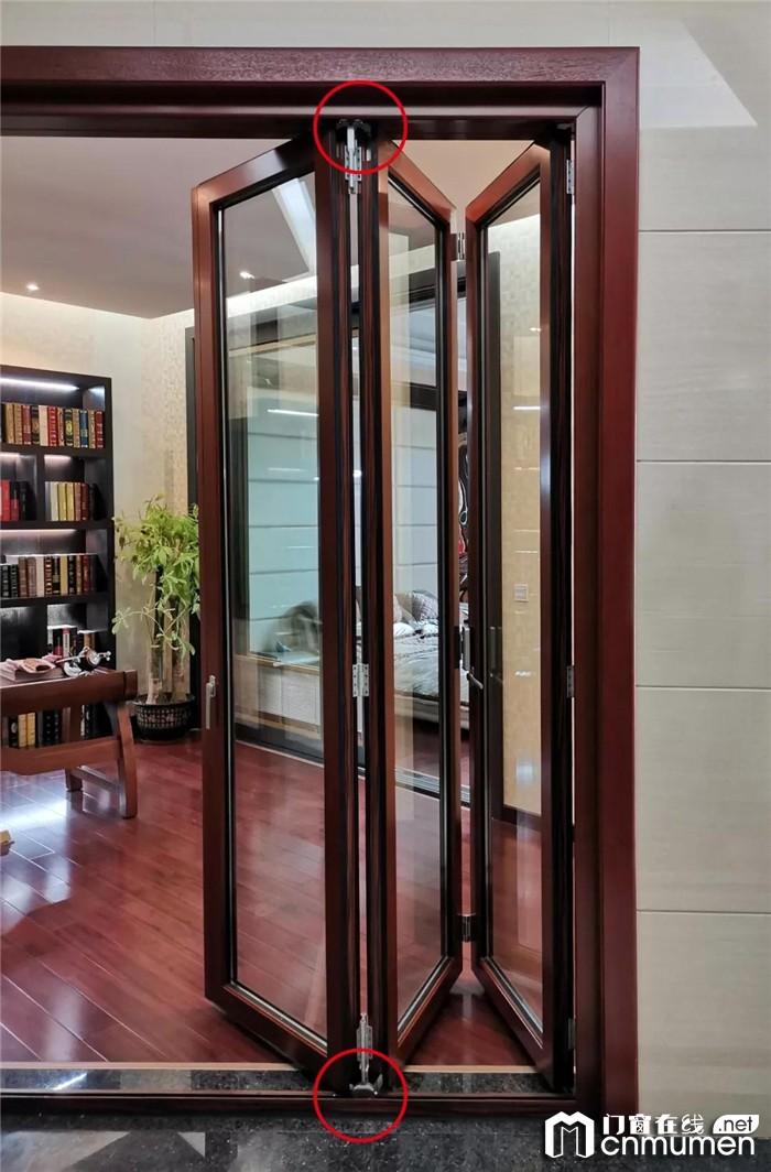 今天带你全面了解折叠门,美观实用又省空间