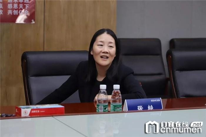 荆州开发区管委会张艳主任一行莅临亿合参观,并给予高度肯定