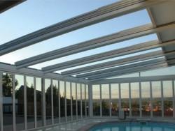 合德豪门窗欧陆花园系列100欧式阳光房