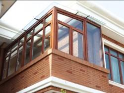 合德豪门窗欧陆花园系列100简易阳光房