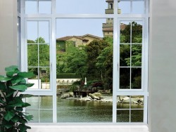 合德豪门窗南特格调系列-46平开窗