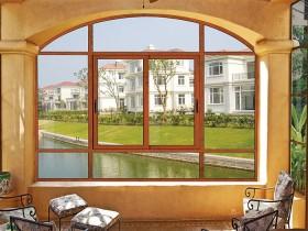 合德豪门窗推拉窗产品装修效果图