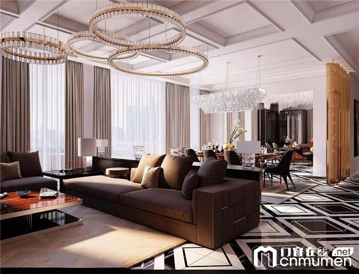 欧迪克门窗轻奢风,完美结合经典与现代简约设计
